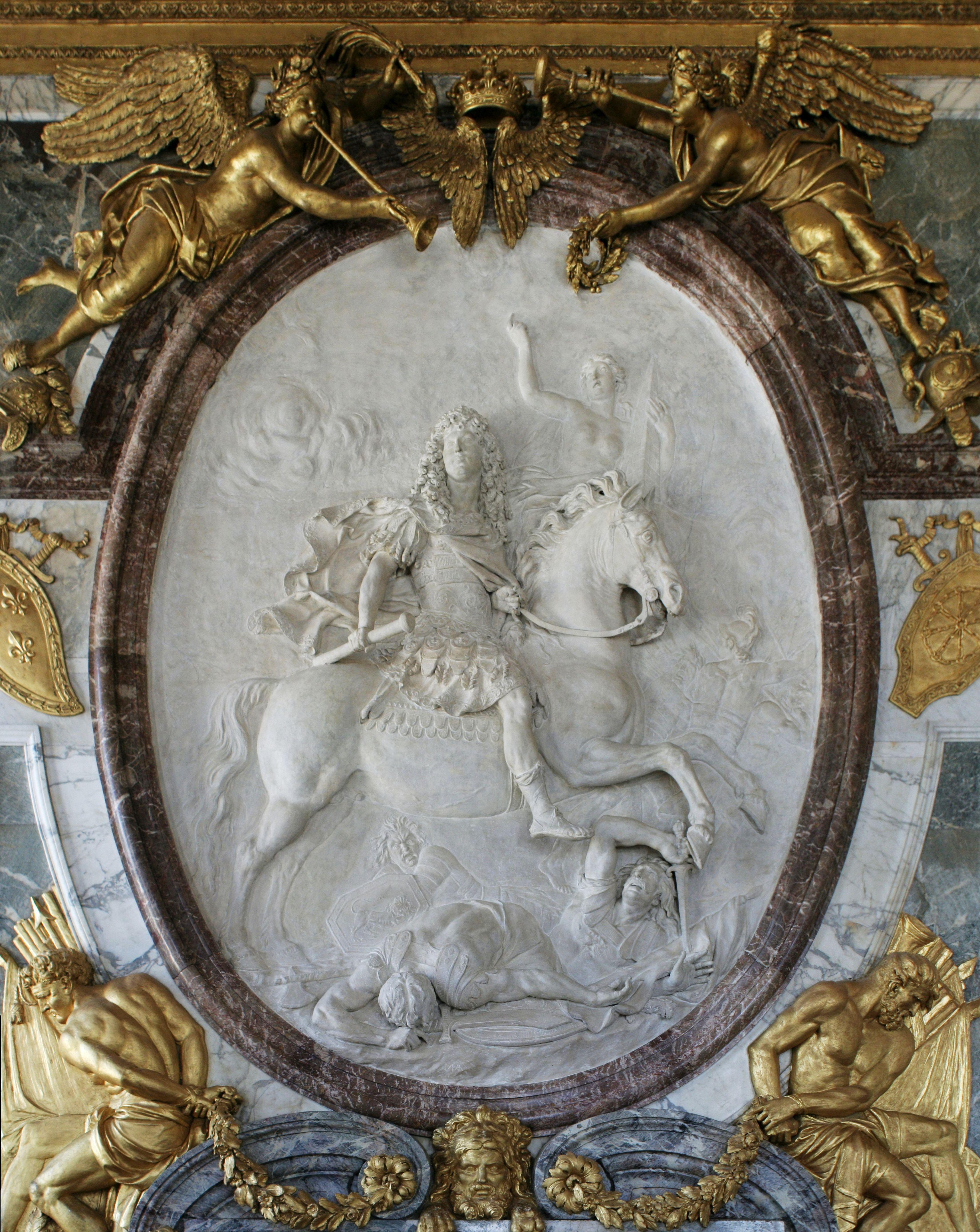 Ch Teau De Versailles Grands Appartements Du Roi Le