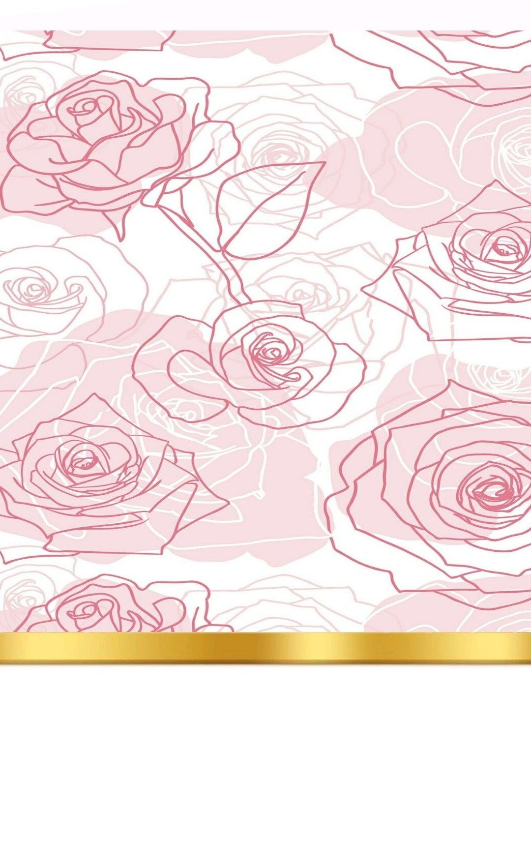 Pink and gold Wallpapers Backgrounds and Lovely