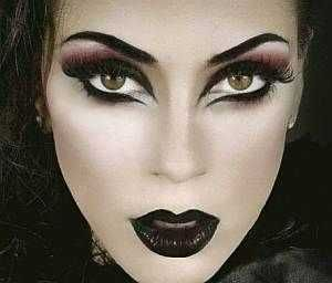 Image Maquillage Sorcière Make up en 2019 Maquillage