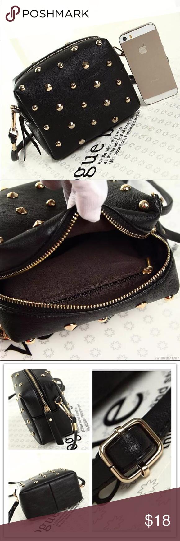 punk mini crossbody bag new with tag Bags Crossbody Bags