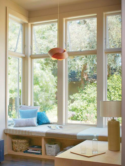 Beautiful Window Design for House