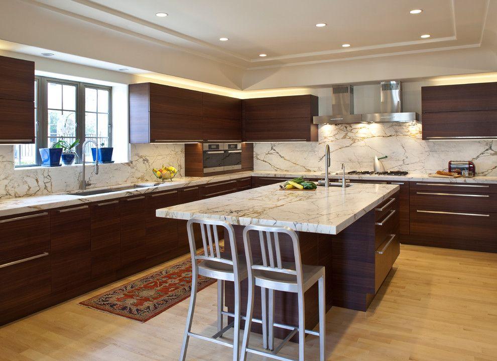 Kitchen Soffit Ideas Kitchen Contemporary With Undercabinet