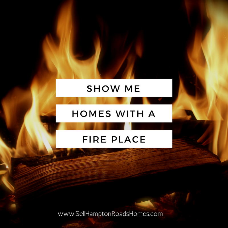 HOME IS.....Snuggling with the family by the fireplace!  https://goo.gl/rT9Ve  #hrva #realestate #kwri #virginiabeach #realtor