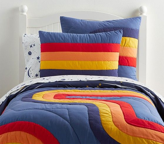 Justina Blakeney Astronomad Quilt Quilt Bedding Big