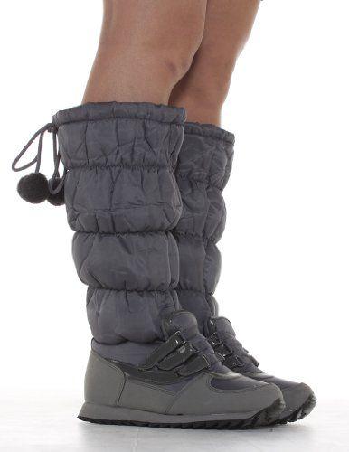 6921ab866 Zapatos de mujer. shoeFashionista - Botas De Nieve Agua Invierno Esquiar Zapatos  Para Mujer