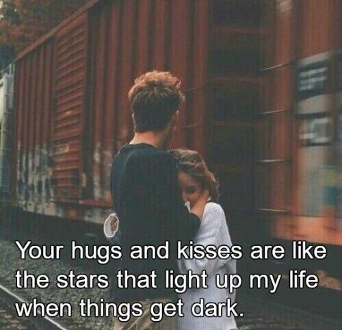 Hug Quotes Sending To Wife Husband Love Quotes For Him Her