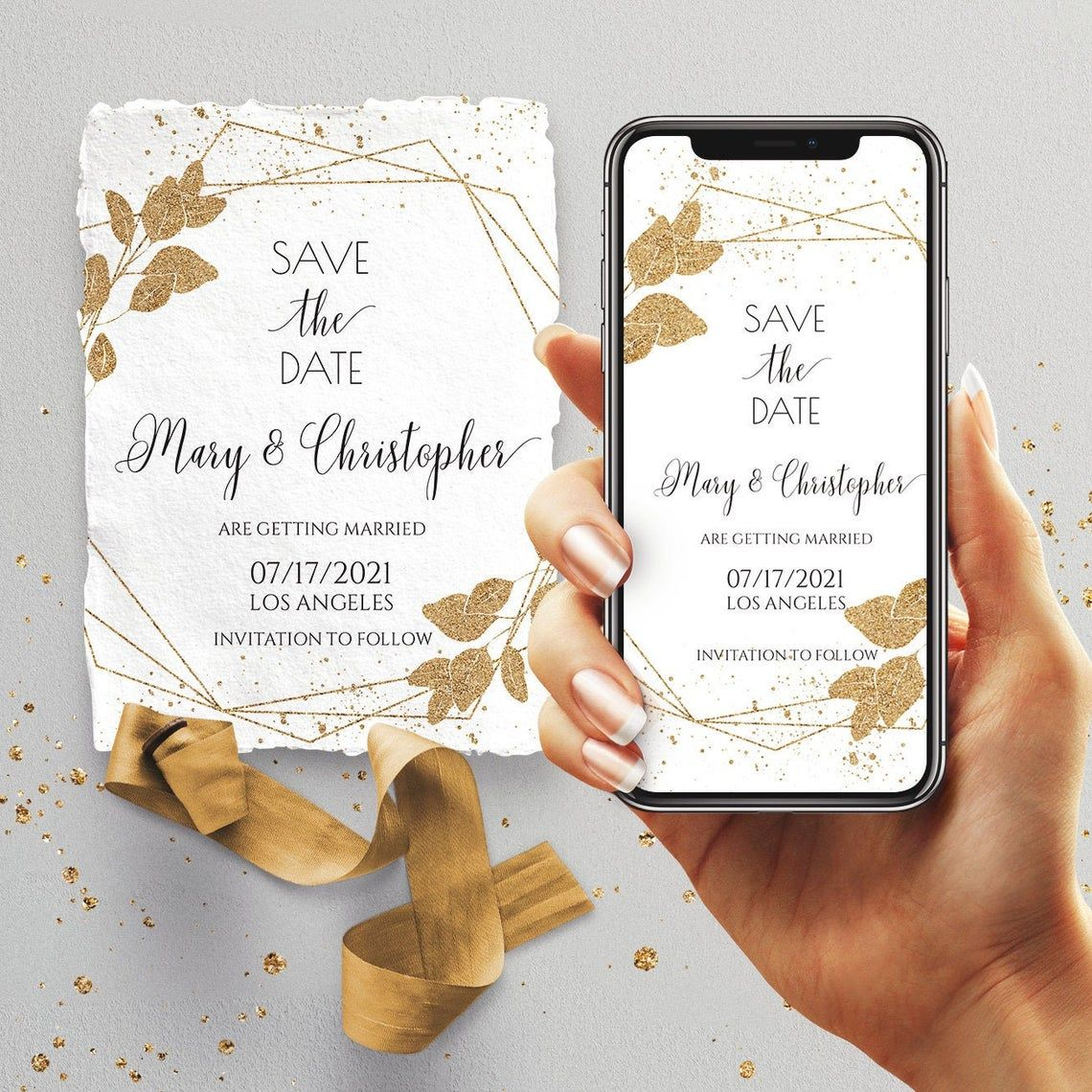 Save The Date Template Download Electronic Save The Date Card 100 Editable Instant Download Printable Wedding Invitation Electronic Save The Date Printable Wedding Invitations Save The Date Templates