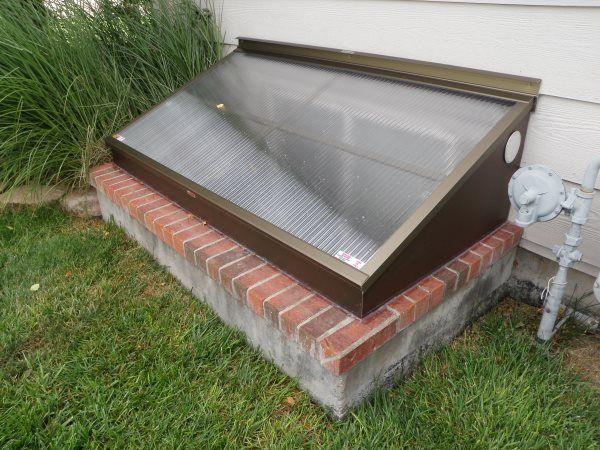 Luxury Basement Window Covers