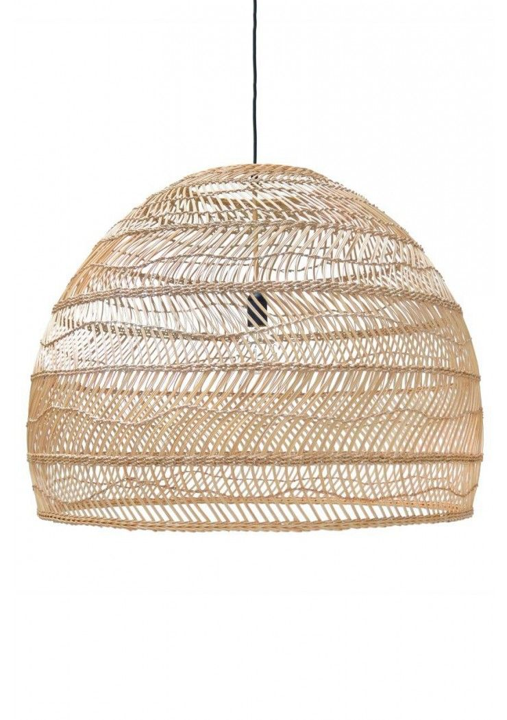 Wicker Hanging Lamp Couleur Locale 395 euro