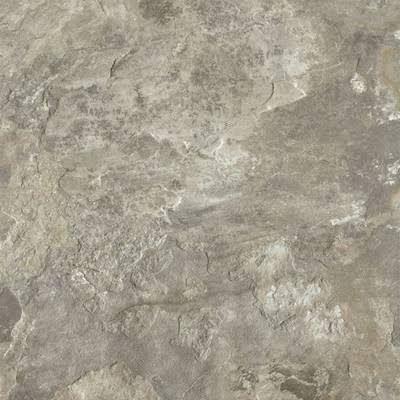 Armstrong Alterna Mesa Stone Light Gray Tile Flooring Vinyl Tile Groutable Vinyl Tile Luxury Vinyl Tile