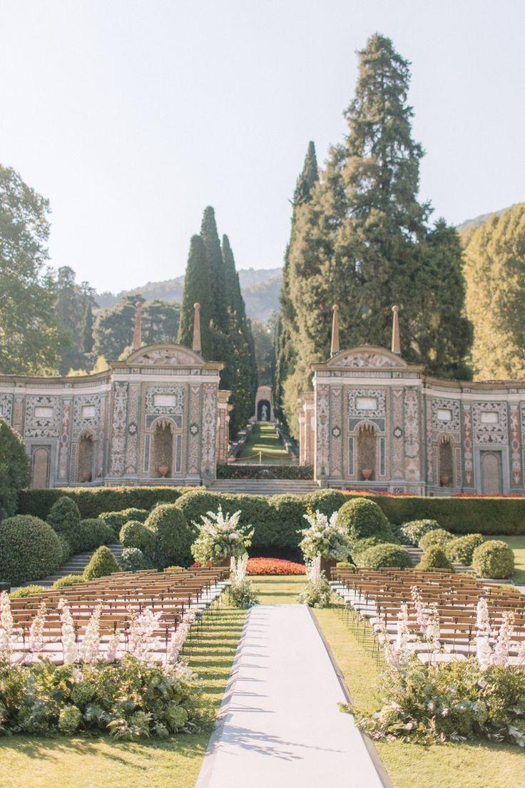 Eine zweitägige Hochzeit am Comer See,  #Comer #DestinationWeddingitaly #eine #Hochzeit #zwei…