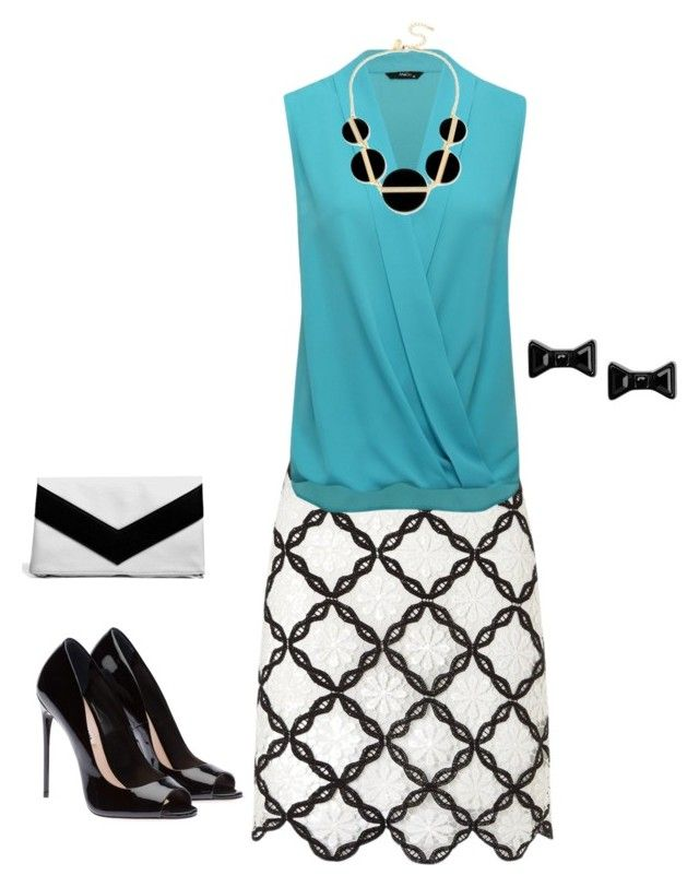 Business Attire by whitneybeam on Polyvore featuring polyvore, fashion, style, M&Co, Lipsy, Boohoo, INC International Concepts, Marc by Marc Jacobs and clothing