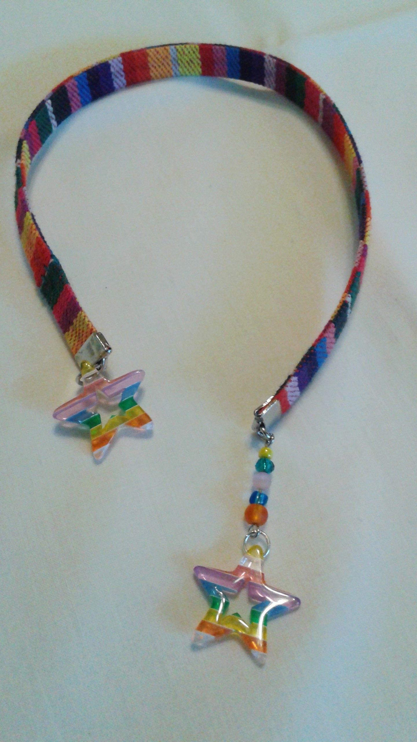 Handmade Retro Ribbon Bookmark