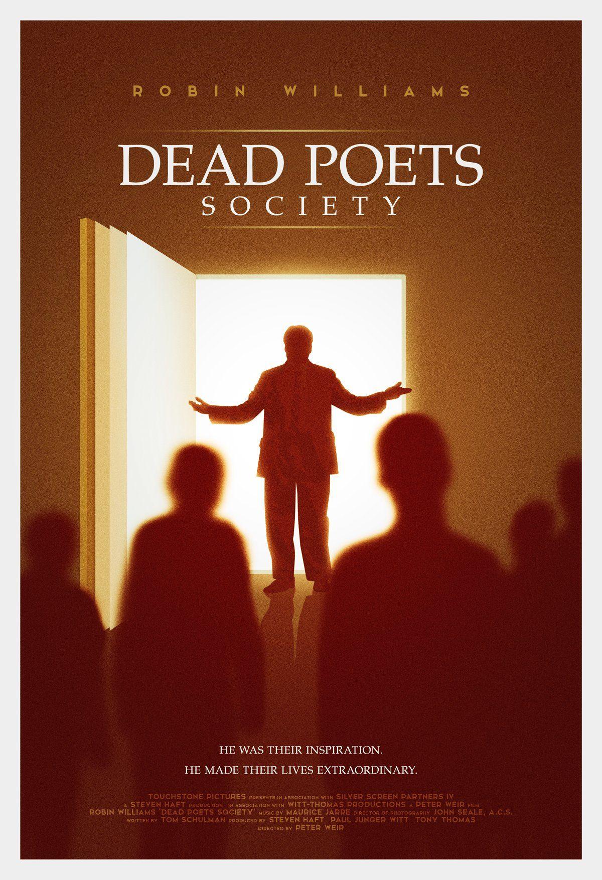 Dead Poets Society 1989 1200 1754 By Eileen Steinbach In 2020 Dead Poets Society Posters Dead Poets Society Dead Poets
