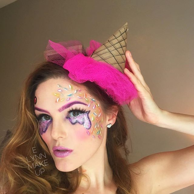20 Seriously Cool (and Easy) Halloween Makeup Ideas Easy halloween - cute makeup ideas for halloween