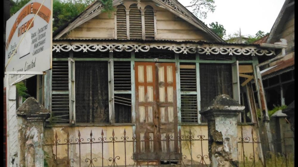Old Trinidad House Google Search Old Houses House Trinidad Caribbean