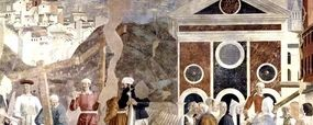 Guided tour: The Legend of the True Cross by Piero della Francesca