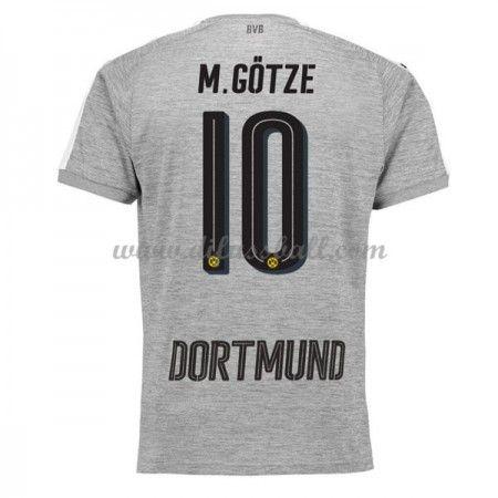 Maillot THIRD Borussia Dortmund Mario Götze