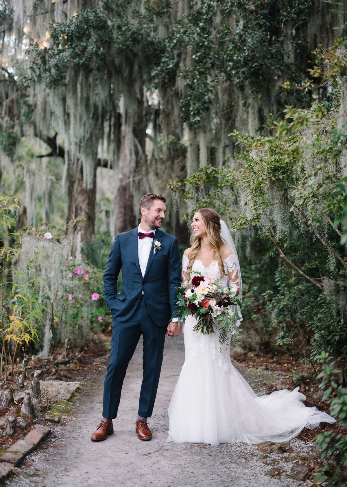 Magnolia Plantation Charleston Carriage House Wedding