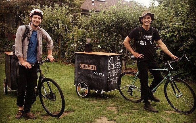 America S Best Coffee Cities Coffee Bike Stumptown Coffee Roasters Nitro Coffee