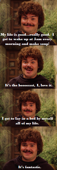 Nacho Libre It S The Best Movie Quotes Funny Funny Movies Funny Watch
