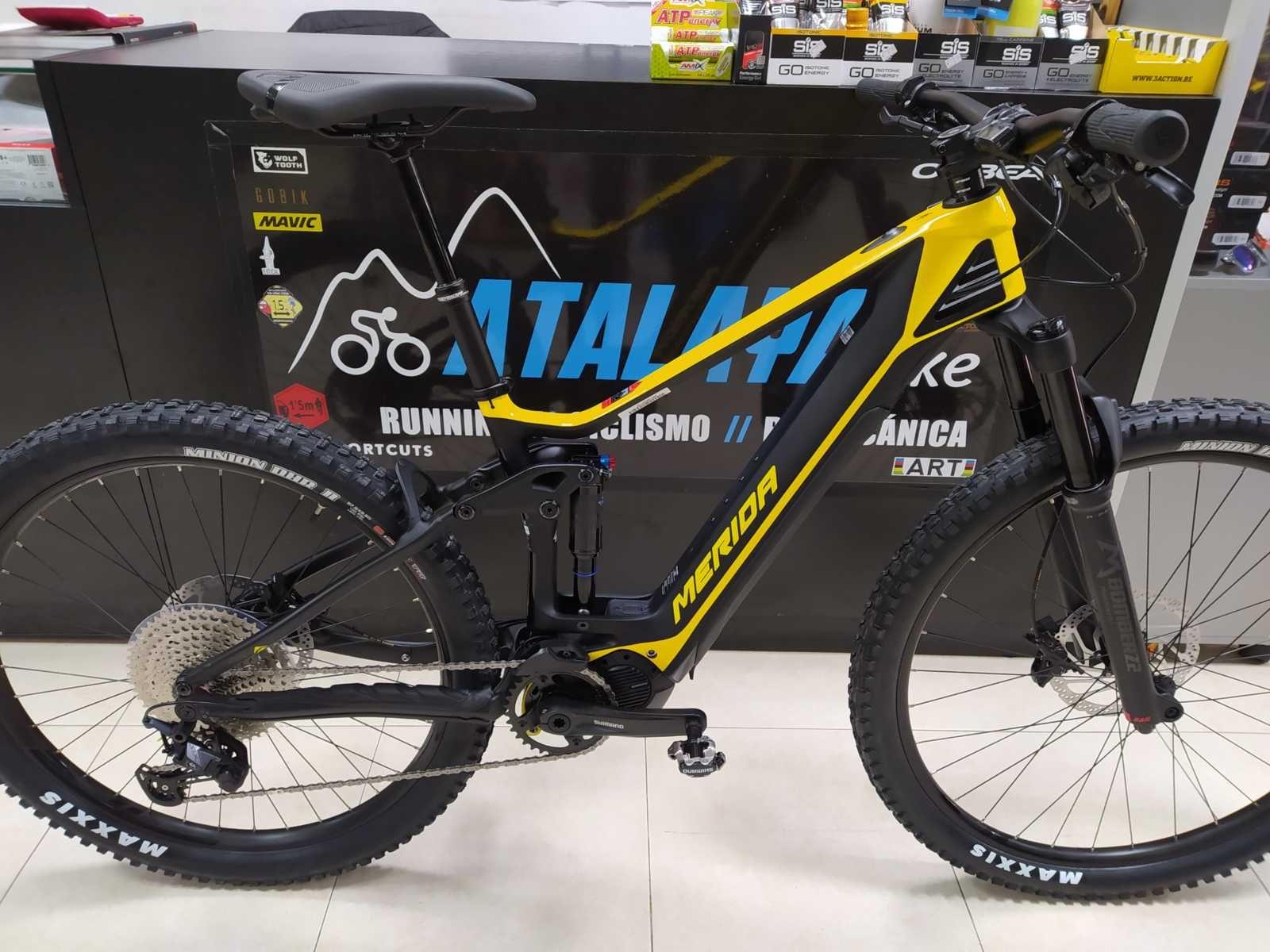 Bicicleta Merida E One Forty 5000 En Talla M 53538 Categoría Bicicleta Eléctrica De Montaña Año 2020 Ca Bicicletas Merida Bicicletas Bicicleta Electrica