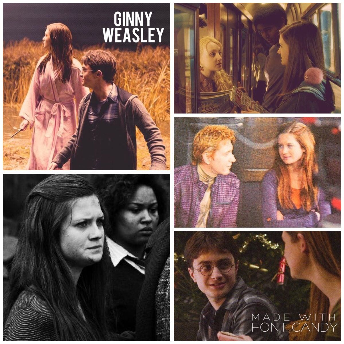 Ginny Weasley And Harry Potter Ginny Weasley Harry Potter Ginny Harry Potter Pictures
