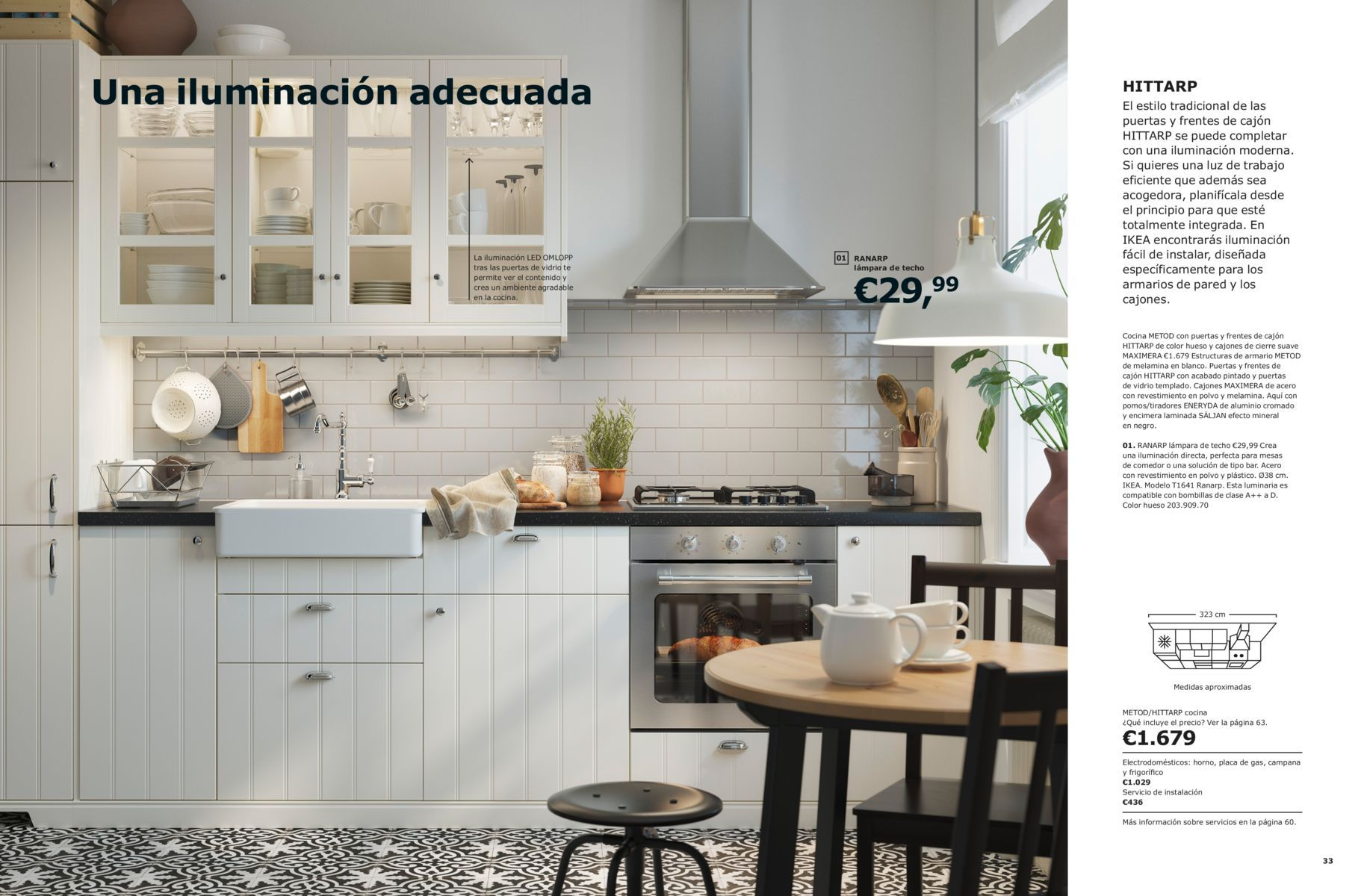 Elegir La Iluminación Adecuada Catàleg De Cuines 2019 Portable Kitchen Island Modern Kitchen Cupboards Ikea Kitchen Design