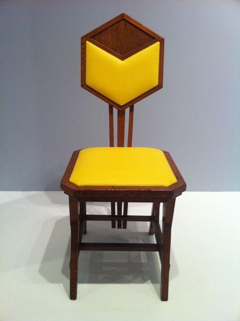 Frank Lloyd Wright Side Chair The Mac Bo Blog Unusual