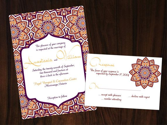 Moroccan Wedding Invitations: Pin By Jess Huber On Invitations