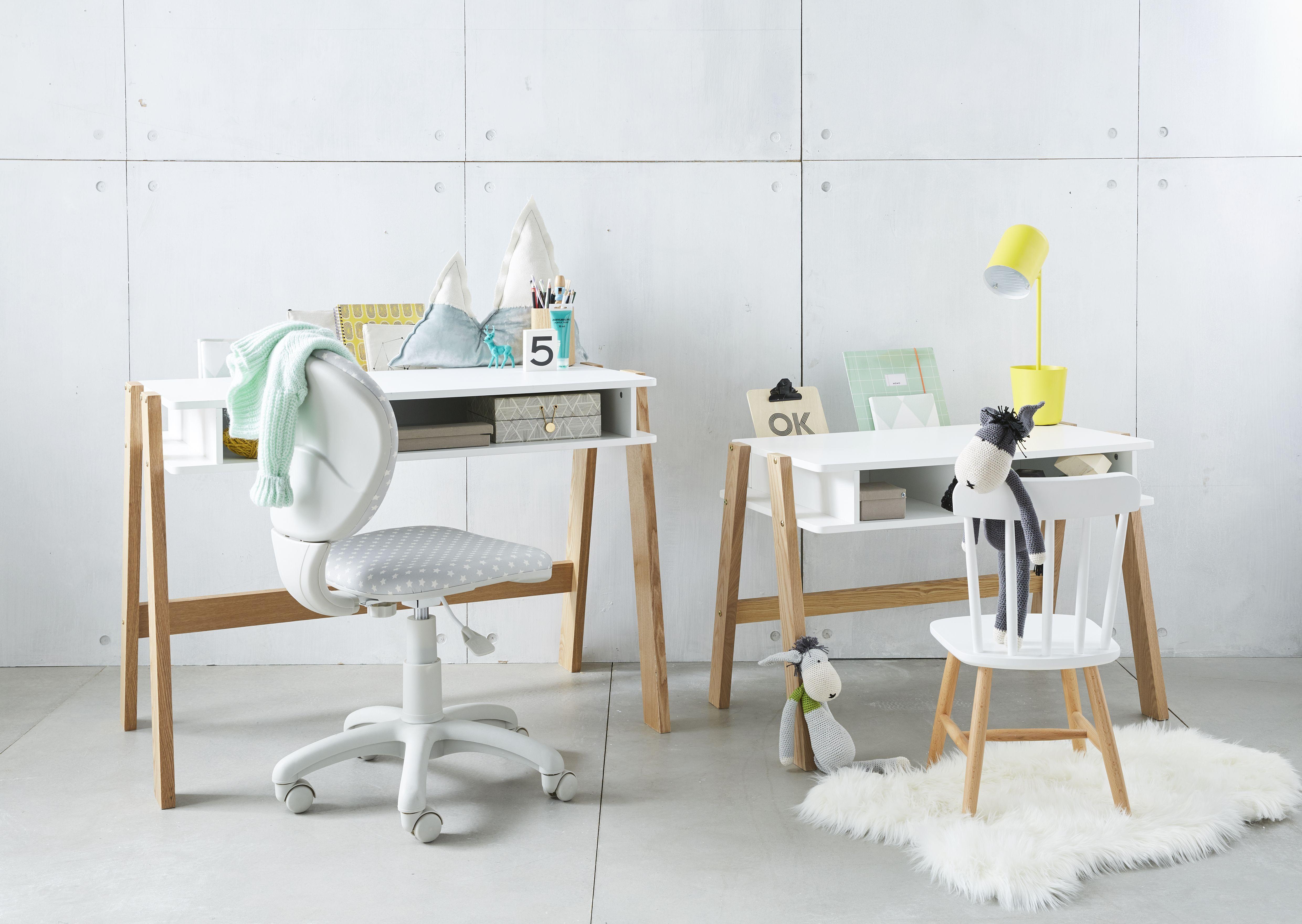 Design et ultra fonctionnel ce bureau est doté de nombreux