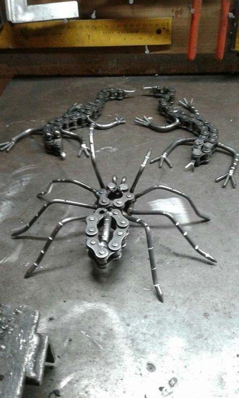 Unique Pinterest Metal Projects