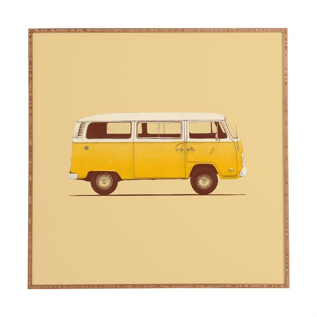 Florent Bodart Famous Cars 1 Framed Wall Art | DENY Designs Home ...