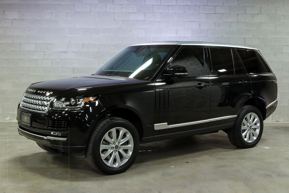 Auto Confidential Group 2014 Armored Range Rover