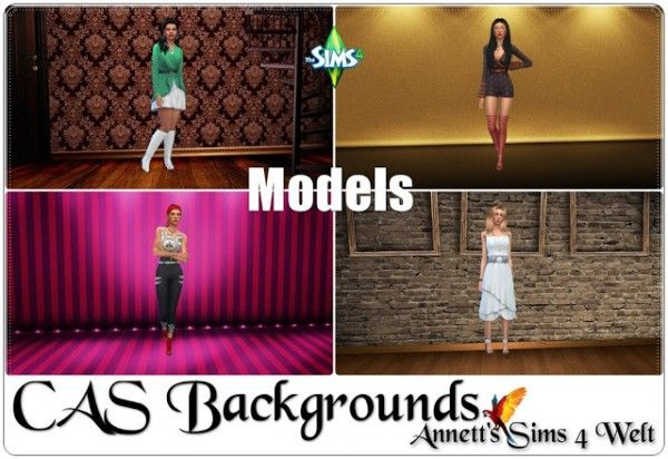 Annett S Sims 4 Welt Cas Backgrounds Models Sims 4 Downloads Sims 4 Sims Sims 4 Update