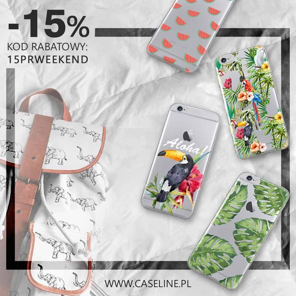 15 Na Wszystkie Kolekcje Kod Rabatowy 15prweek Nie Przegap Www Caseline Pl Etu Palmtrees Flamingo Etui Phonecase Summertime