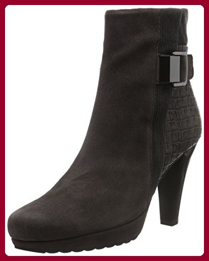 2f90de4f564f Gerry Weber Shoes Damen Liliana 17 Kurzschaft Stiefel, Grau (Grigio ...