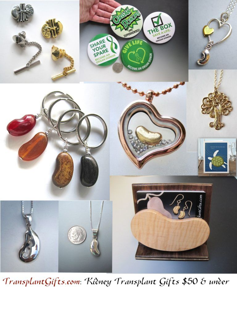 6ea91a654 Kidney Transplant gift-guide-under-$50 for Recipients, Living Donors or  Donor family members
