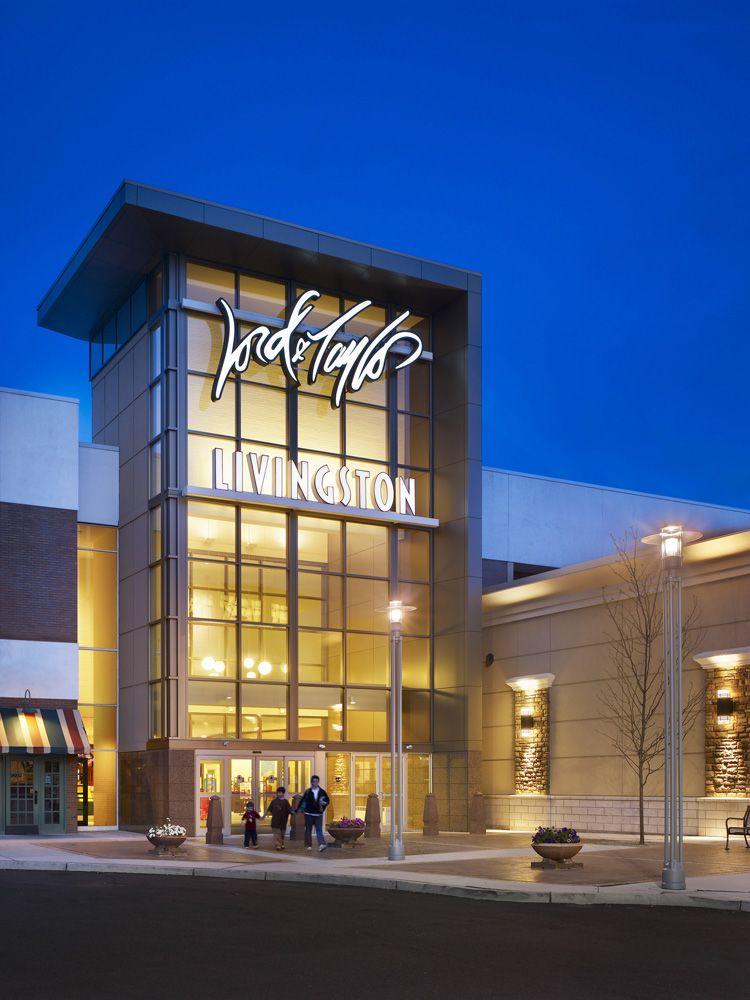 Livingston Mall Livingston Mall Shopping
