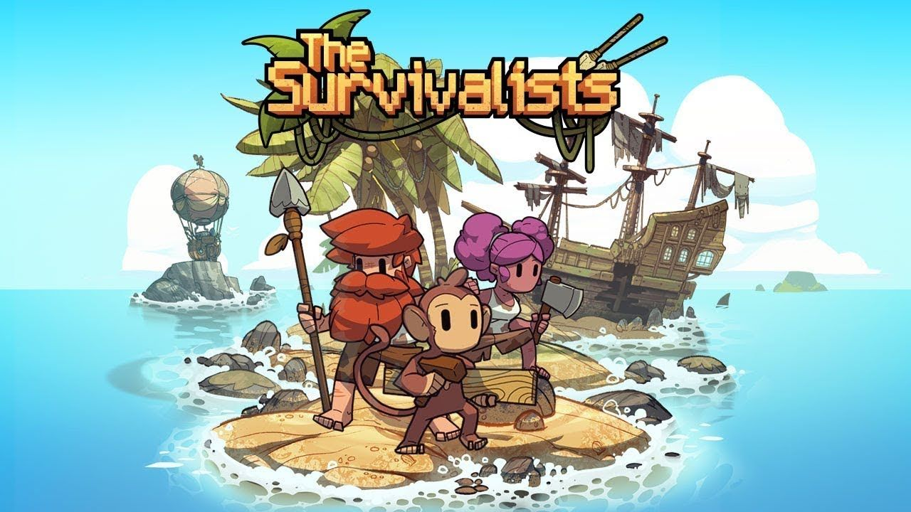 THE SURVIVALISTS 606 Gaming Family Get Stranded On A