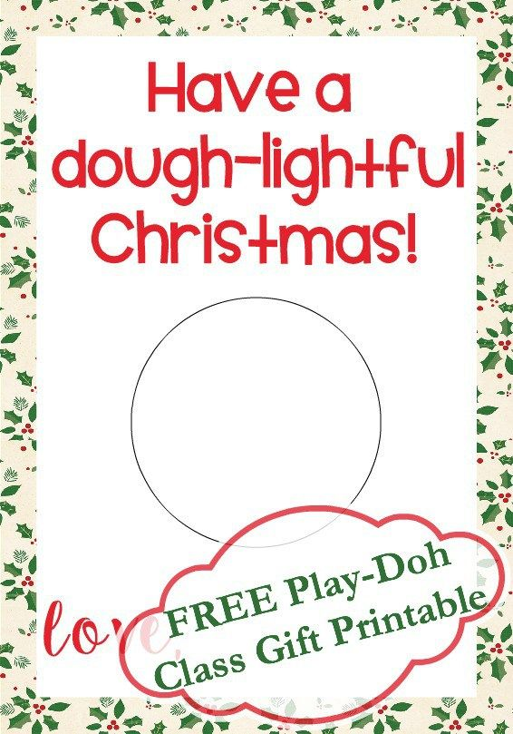 Gifts for classmates are cheap and easy with a little Play ...