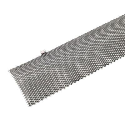 Amerimax Home Products 6 In X 3 Ft Hinged Gutter Guard 5 Pack 852806 At The Home Depot Gutter Guard Gutter Colors Gutter