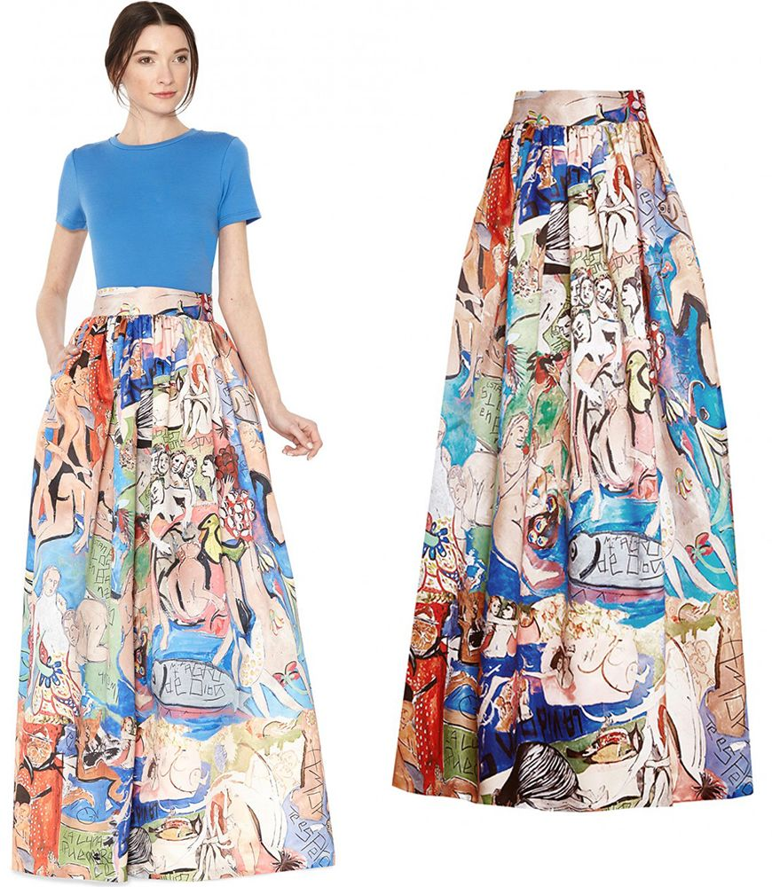dacef5a2e3 Alice + Olivia by Stacey Bendet first collection from 3 year partnership  with CFDA
