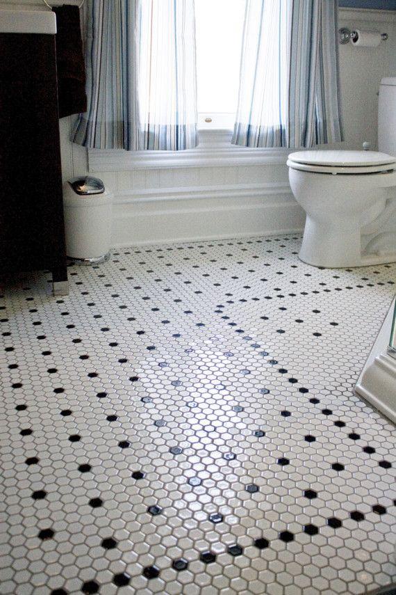 Style Spotlight Octagon Mosaic Floor Tile A Classic Look