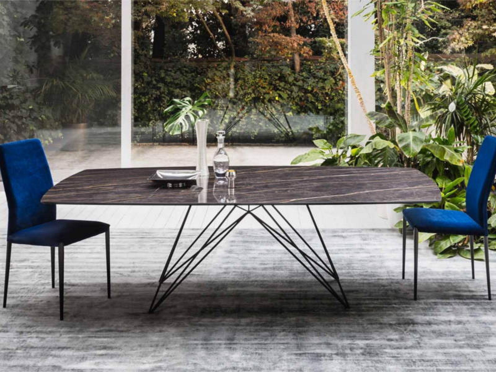 tavolo pegaso ceramica