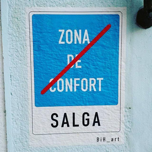 Me encontré con un consejo al estacionar el auto #zonadeconfort