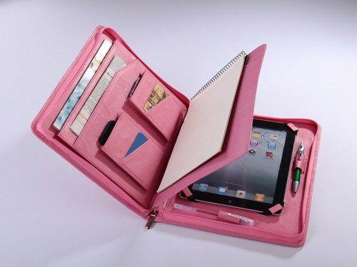 Ipad Fire para Funda Pink de mujer papel de con cuero maletín 2 Art AdgwdX