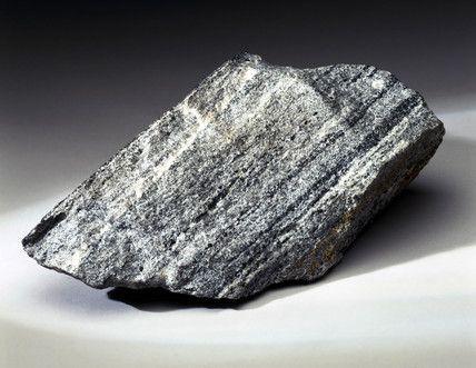 Itsaq gneis rock sample from Greenland. Itsaq gneis rock sample ...