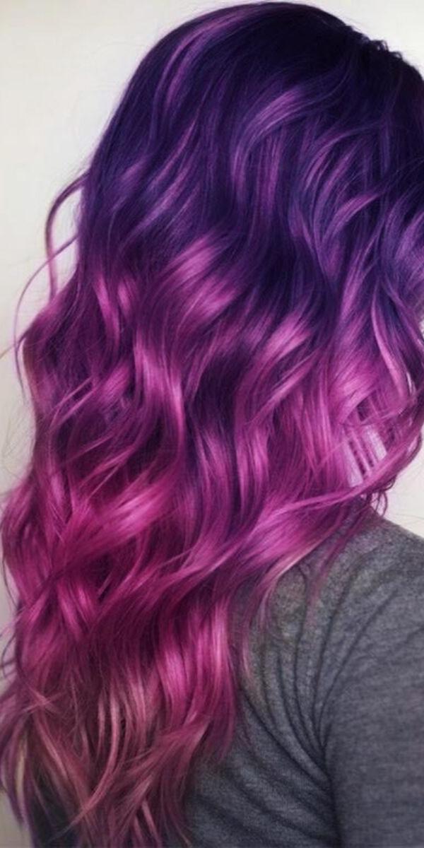 hair color ideas for brunettes #unique #color #ideas #brunettes unique hair col
