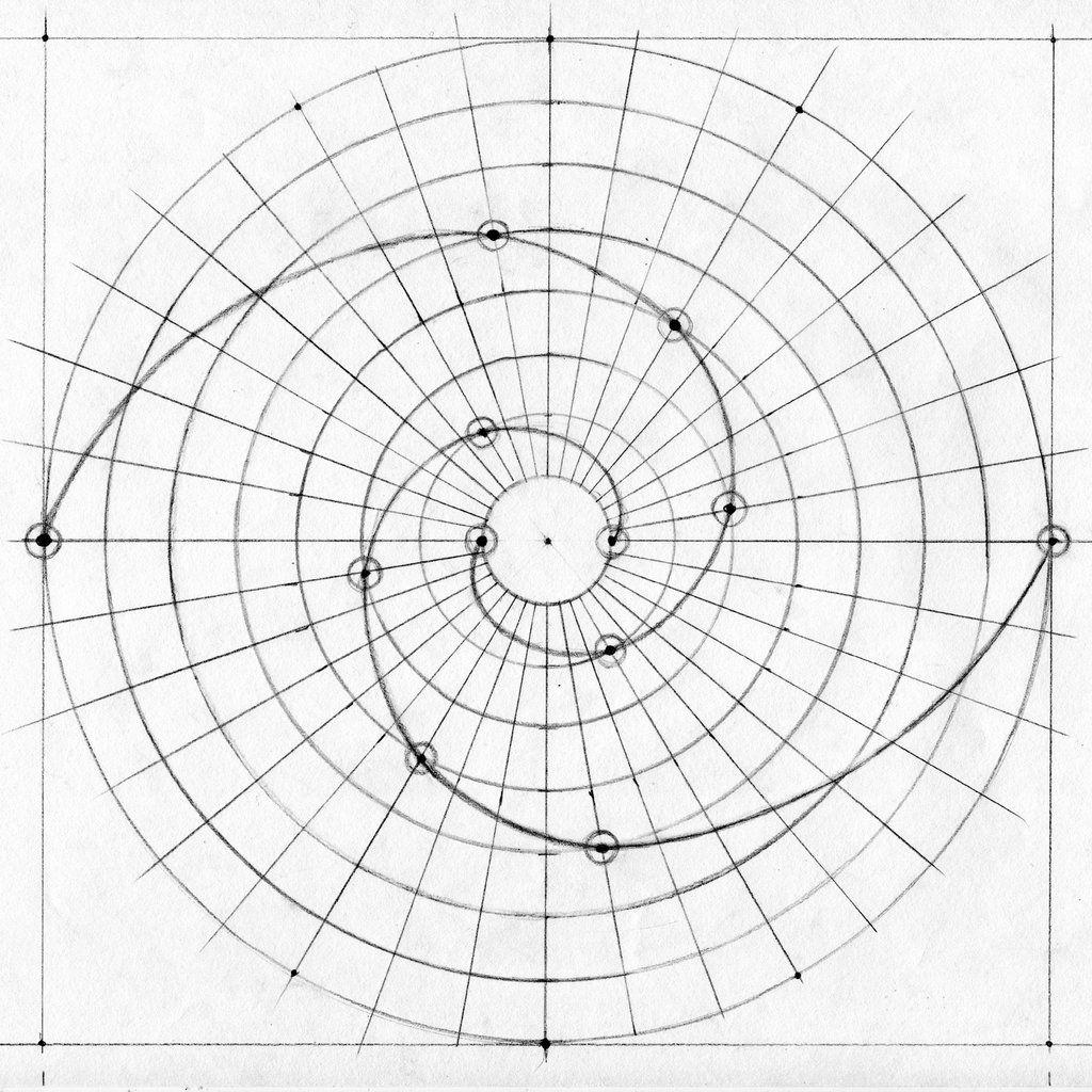 Polar Graph Fibonacci Spiral by JoelGafford.deviantart.com on ...